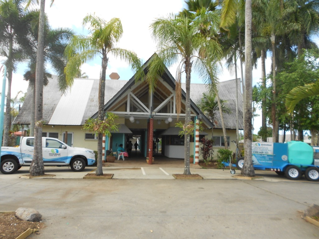 Pressure Cleaning resorts Port Douglas