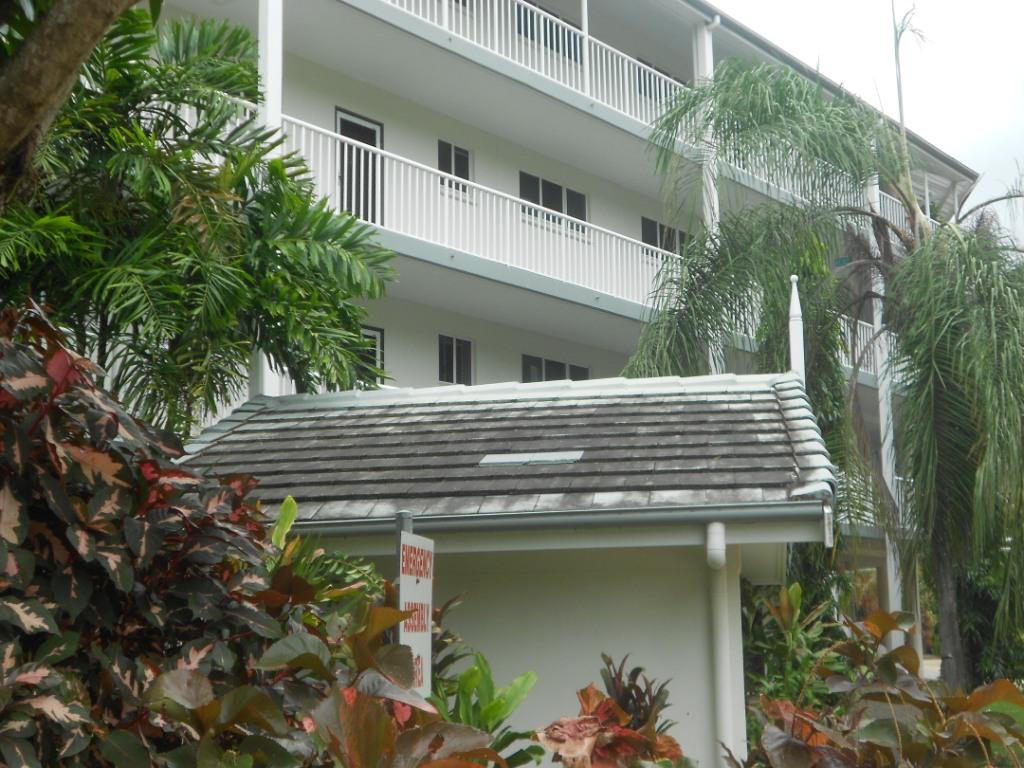 Pressure Cleaning External Roof Tiles